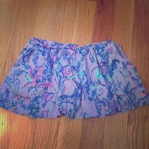 Lilly Pulitzer skirt with pockets 4/5